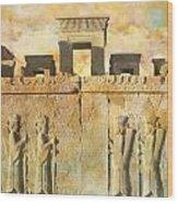 Persepolis  Wood Print