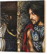 Perseus And Medusa Wood Print