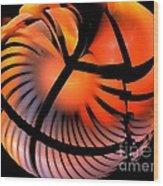 Persimmon Wood Print