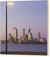 Perth 2am-004259 Wood Print