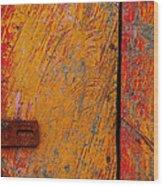 Pescarosa Wood Print by Skip Hunt