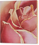 Petals Petals I Wood Print