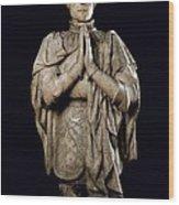 Peter I The Cruel 1334-1369. Kinf Wood Print