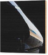 Phenom Reflection Wood Print