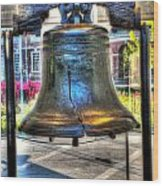 Philadelphia Liberty Bell 1 Wood Print