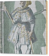 Philip IIi 'the Good' (dijon, 1396 Wood Print