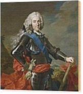 Philip V Of Spain Wood Print