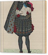 Philippe, Duke Of Orleans  French Wood Print