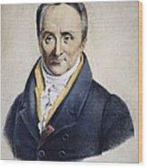 Philippe Pinel (1745-1826) Wood Print