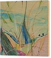 Phoenix 5  Wood Print