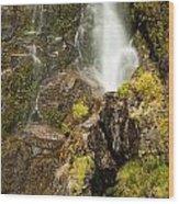Photeng Waterfall Wood Print