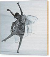 Photofusion Shoot Jan 2013 Wood Print