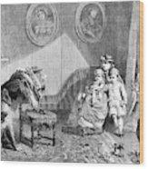 Photographer, 1864 Wood Print