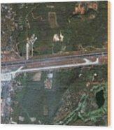 Phuket Airport Wood Print