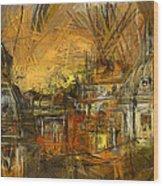 Rome-piazza-venezia-roma Wood Print