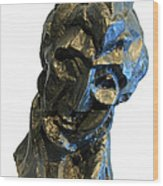 Picasso's Head Of A Woman -- Fernande Wood Print