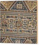 Piccolomini Bibliotheca - Siena Wood Print