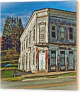 Pickens Wv Painted Wood Print