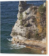 Pictured Rocks National Lakeshore 2 Wood Print