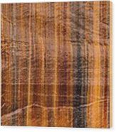Pictured Rocks Vibrant Layers Wood Print