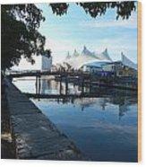 Pier 5 Wood Print