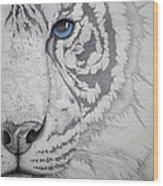 Piercing II Wood Print