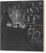 Pierre Curie (1859-1906) Wood Print