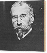 Pierre Paul Emile Roux Wood Print