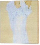 Pierrot's  Dream Wood Print