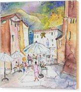 Pietrasanta In Italy 03 Wood Print