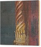 Pillar Wood Print
