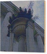 Pillars Upon Pillars 2 Wood Print