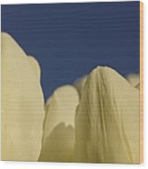 Pillow Soft Wood Print
