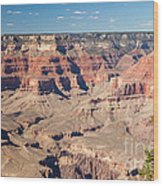 Pima Point Grand Canyon National Park Wood Print