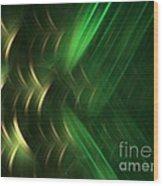 Pine Wood Print by Kim Sy Ok