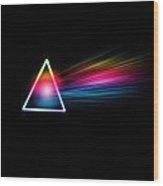 Pink Floyd- Dark Side Of The Moon Wood Print