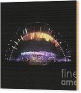 Pink Floyd Wood Print