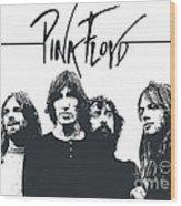 Pink Floyd No.05 Wood Print