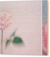 Pink Moments Wood Print
