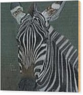 Pinny Wood Print