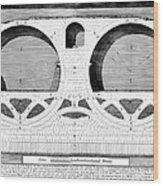 Piranesi: Ponte Fabrizio Wood Print