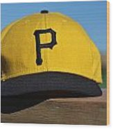 Pirates Go The Distance Wood Print