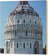 Pisa Basilica Wood Print