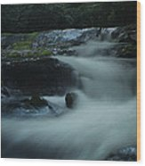 Pisgah National Forest Wood Print