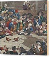 Pit Ticket, 5th November 1759 Wood Print