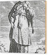 Pittacus Of Mytilene, Sage Of Greece Wood Print