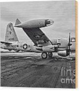 Plane - P2v-7 Neptune Aircraft Wood Print