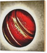 Planet Passion - My Little Planets Series  Wood Print