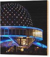 Planetarium Wood Print