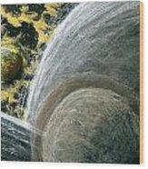 Planets 1 Wood Print
